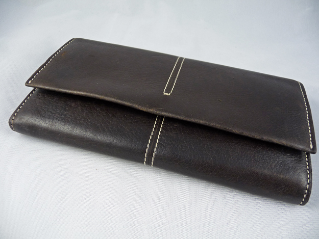 J.P. Tod Wallet, Brown