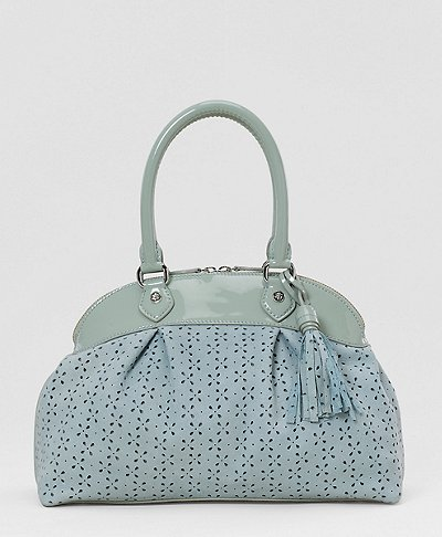 Brooks Brothers Aqua Bag