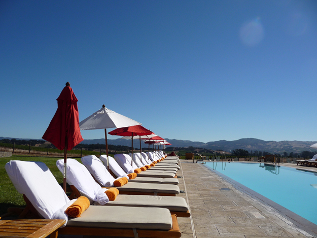 The best swimming pool in Napa