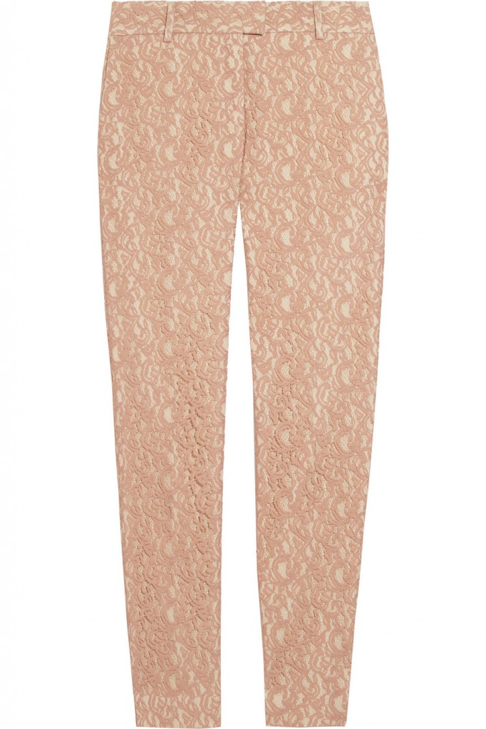 Blush Lace Pants Paul & Joe