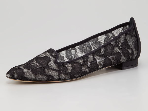 Manolo-Blahnik-Lace-Smoking-Slipper