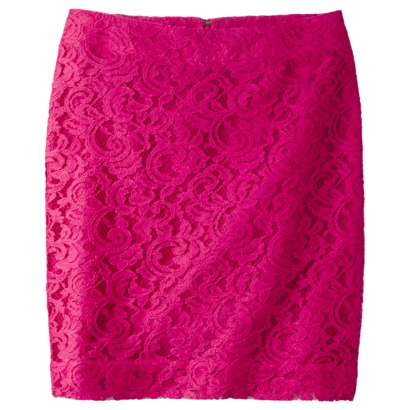 Target Lace Pencil Skirt