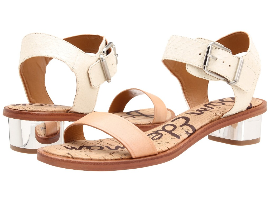 Sam Edelman Block Sandals
