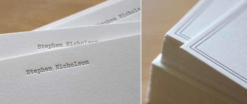 moontree press stationery
