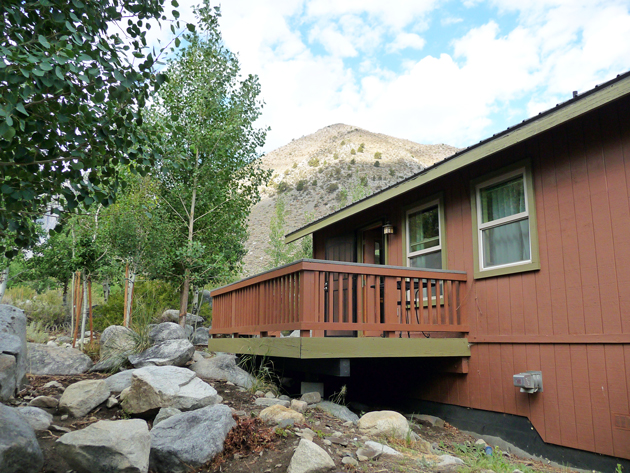 Back-Cabin-Deck-At-Convict-Lake-Resort
