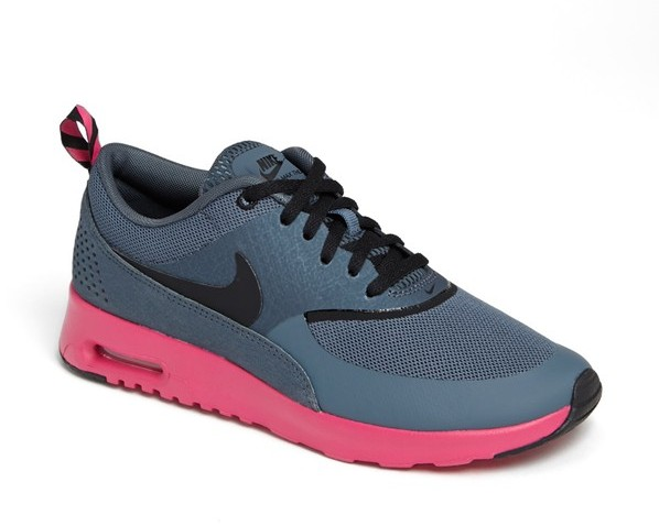 Air Max Thea Gray and Pink