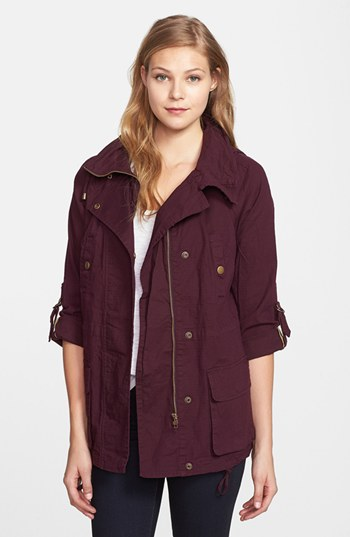 Nordstrom Max and Mia Utility Jacket_8418501