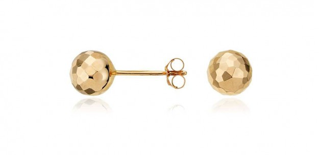 Blue-Nile-Faceted-Gold-Studs