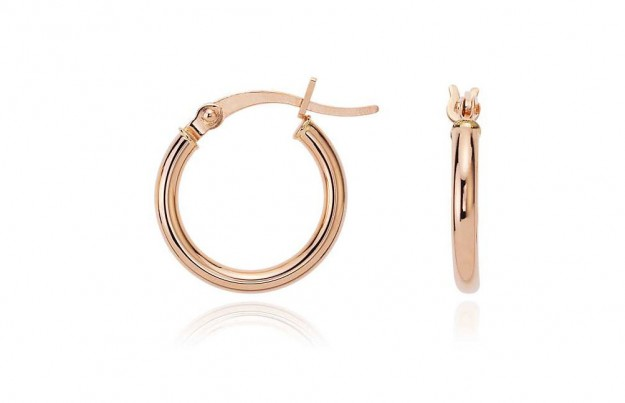 Blue-Nile-Small-Rose-Gold-Hoops