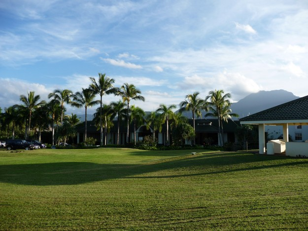 Entrance To St. Regis Princeville