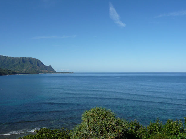 Full-Blue-Sky-At-The-St.-Regis-Princeville