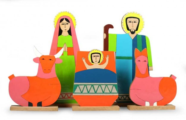 Nativity Scene from Novica