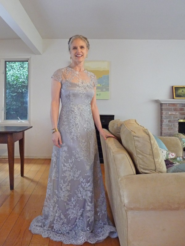 Mother of the Bride, Over 50, Long