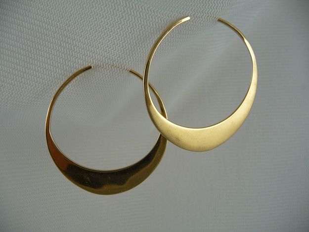 Handmade-Gold-Hoops