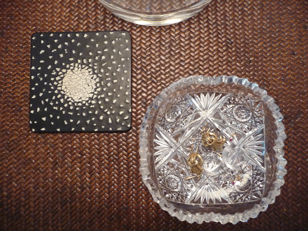 Cut-Glass-Dish-With-Earrings