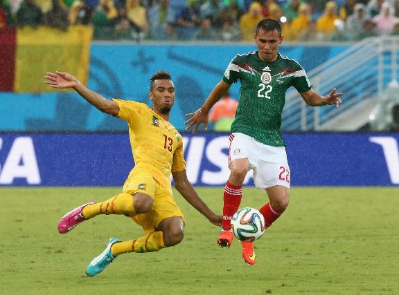 Mexico vs. Cameroon via ESPN