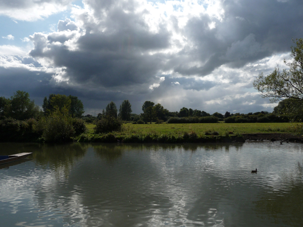 The-Cherwell-After-A-Rain