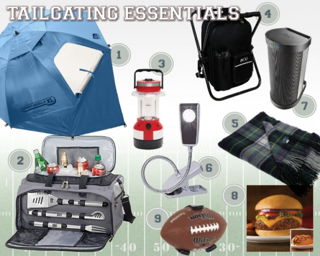 Tailgating Essentials from Boombox Network