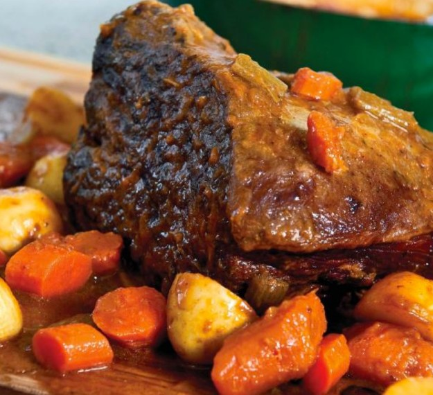 Preppy Cookbook Pot Roast
