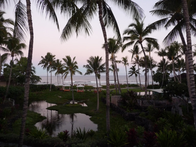 Sunrise-from-our-room-at-the-Palm-Grove-hotel