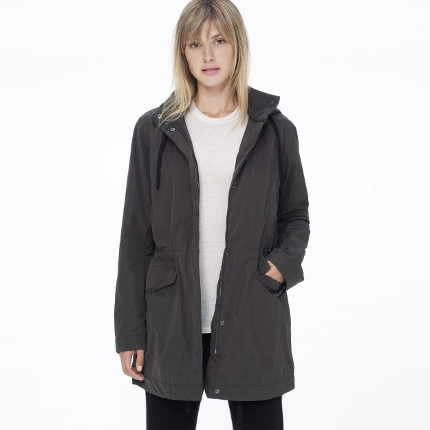 Object Of Desire: A Simple Black Anorak | Privilege
