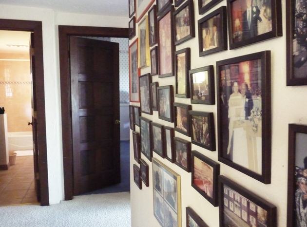 Wall-of-Family-Photos