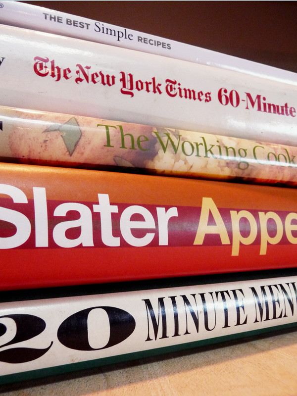 Cookbooks-for-Quick-Dinners