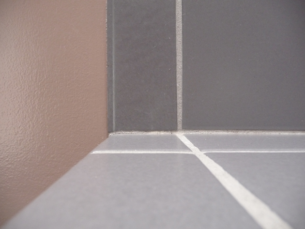 when paint color saves you from bossy tile privilege
