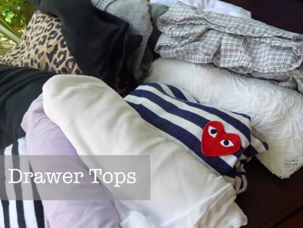 Drawer-Tops