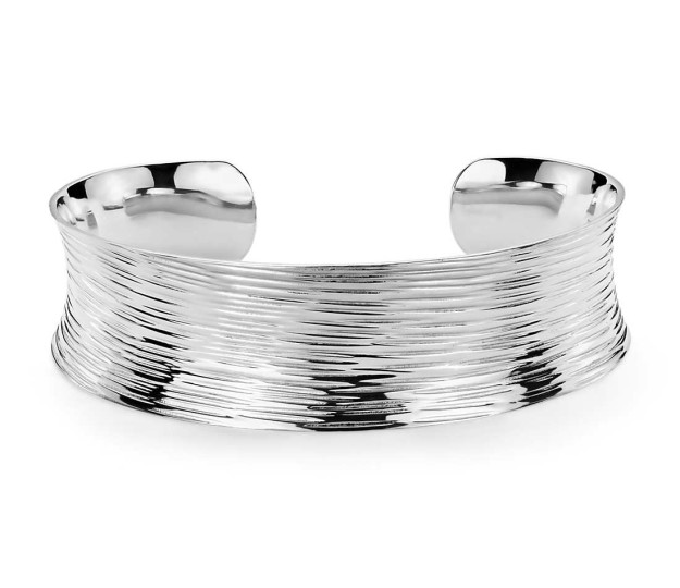 Navajo Wedding Bands 35 Marvelous Textured Silver Cuff