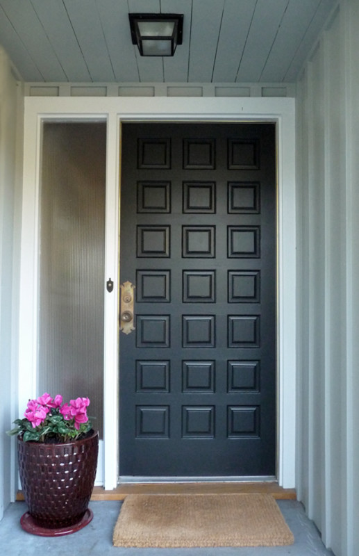 How Long Does It Take To Choose A Front Door Color For