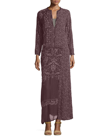 Neiman Marcus Johnny Was Maxidress