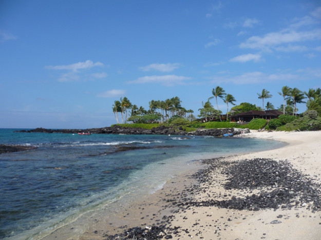 Water Sports Beach At Four Seasons Hualalai